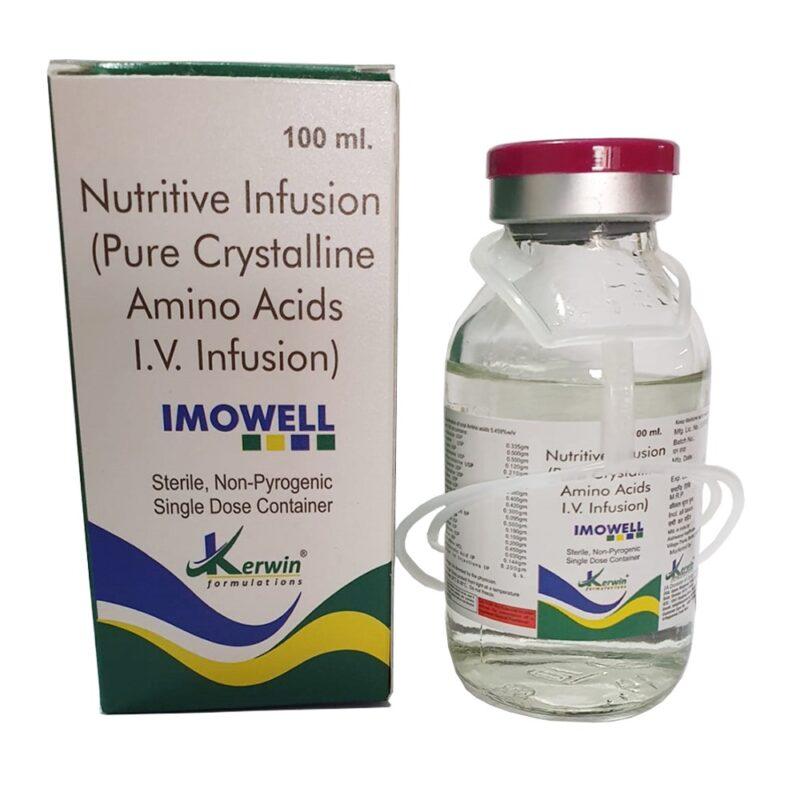 imowell infusion - zylig lifesciences